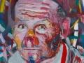 Portrait of Nea Lazar by Adela Tavares